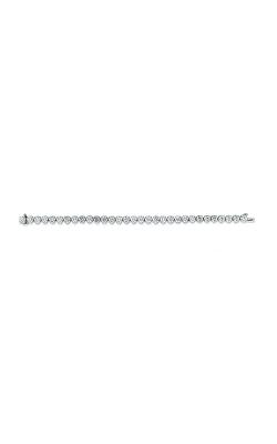 Round Brilliant Classic Straight Line Diamond Bracelet product image