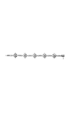 Multi-Shape Straight Line Diamond Bracelet product image