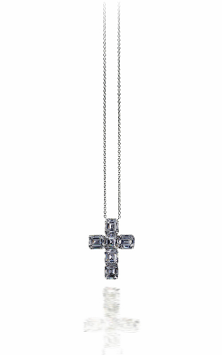 Diamond Cross Pendant product image