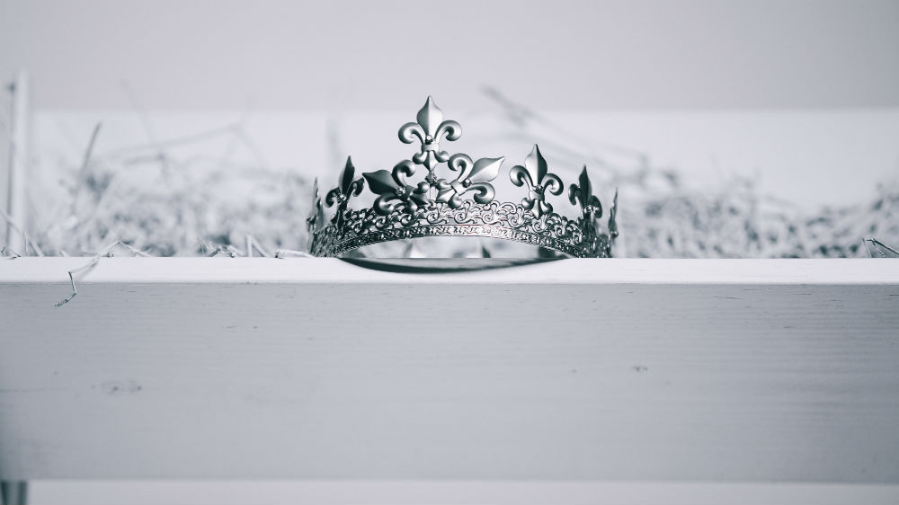 Are Tiaras the Next Bridal Accessory?
